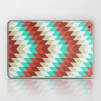 Snakeskin Chevron Laptop & iPad Skin