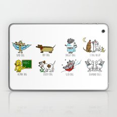Know Your Dogs Laptop & iPad Skin