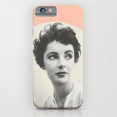 My Elizabeth Taylor Slim Case iPhone 6s