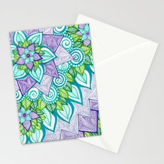 Sharpie Doodle 6 Stationery Cards