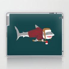 Shark LumberJack Laptop & iPad Skin