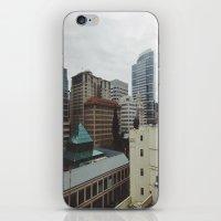 Portland 003 iPhone & iPod Skin