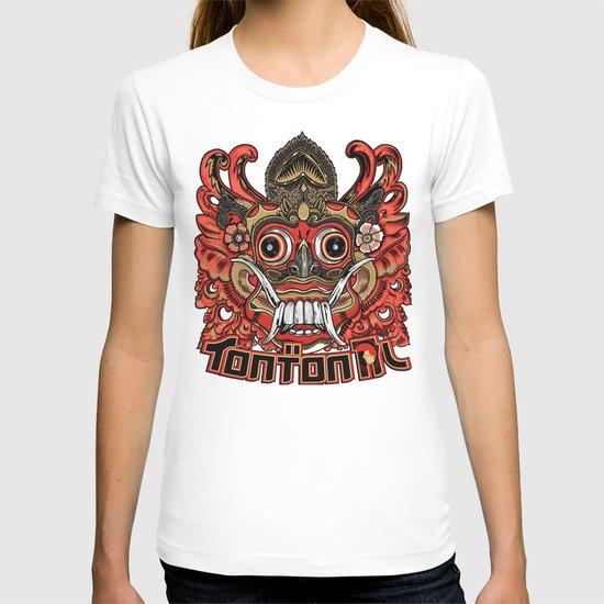 Barong tontonal design T-shirt