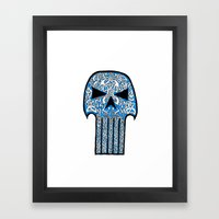 Celtic Punisher Framed Art Print
