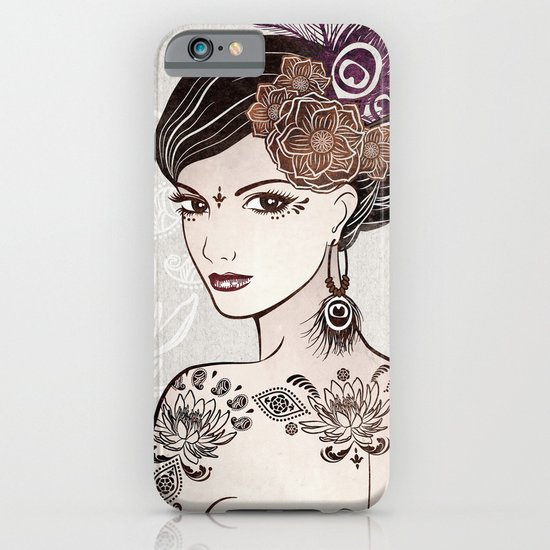 Belly Dance 2 iPhone & iPod Case
