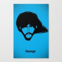 George. Canvas Print