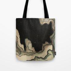 Space Land Tote Bag