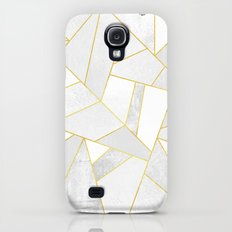 White Stone Galaxy S4 Slim Case