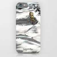 iPhone & iPod Case featuring Beasts of Montreal by Salgood Sam