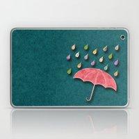It's Raining, It's Pouri… Laptop & iPad Skin