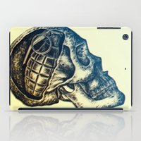 Death Mind iPad Case