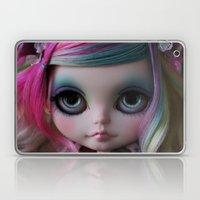 Sweet Death Shinigami (Ooak BLYTHE Doll) Laptop & iPad Skin