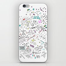 ALL IN ONE iPhone & iPod Skin