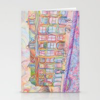 Wandering Amsterdam - Co… Stationery Cards