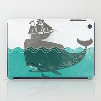 Belly of the Whale - Hipster Edition (with pirates) iPad Case