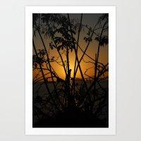 Sunrise 2 Art Print