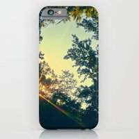 iPhone & iPod Case featuring Last Days of Summer by Thomas Eppolito