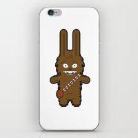 Sr. Trolo / Chewbacca iPhone & iPod Skin