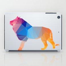 Glass Animal Series - Lion iPad Case