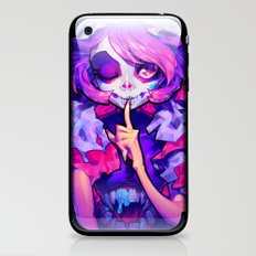 wraith iPhone & iPod Skin