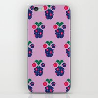 Fruit: Blackberry iPhone & iPod Skin