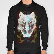 WOLF FLOWER Hoody