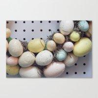Easter Treats Canvas Print