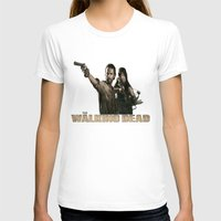 walking dead T-shirts featuring Walking Dead by store2u