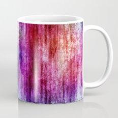Melting Rainbow Watercolor Abstract Mug