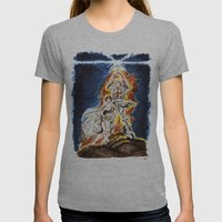 STAR WARS: A New Hope Wa… Womens Fitted Tee Athletic Grey SMALL