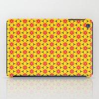 Vandenbosch Yellow iPad Case