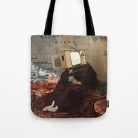 Thoughts of Future Costs Tote Bag
