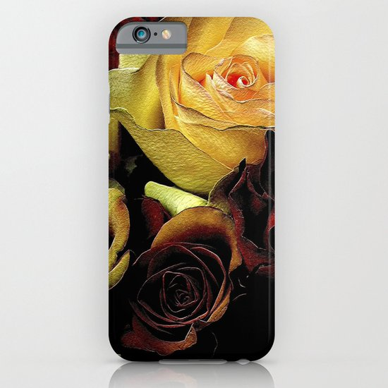 LOVE over GOLD iPhone & iPod Case