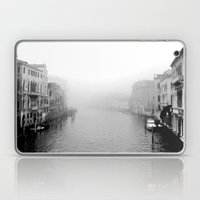 Fog in Venice Laptop & iPad Skin