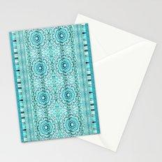 Minty Mandalas Stationery Cards
