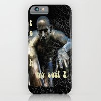 iPhone Cases featuring touch my soul! by ensemble creative
