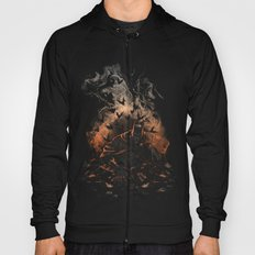 Arising after a fall Hoody