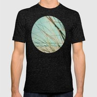 Sway Mens Fitted Tee Tri-Black SMALL