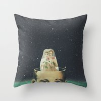 The Odyssey Throw Pillow