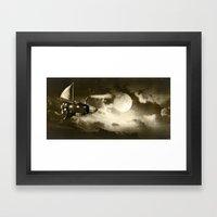 Dream Drifters II Framed Art Print