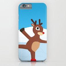 Rudolph Skating iPhone 6 Slim Case