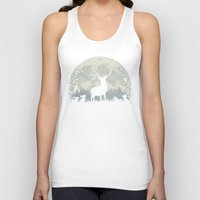 King Of The Forest Unisex Tank Top