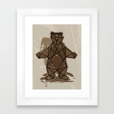 Gimme a Hug! Framed Art Print