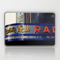 Radio City Music Hall NYC Laptop & iPad Skin