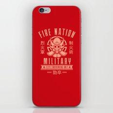 Fire is Fierce iPhone & iPod Skin