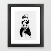 Pand-erations Framed Art Print
