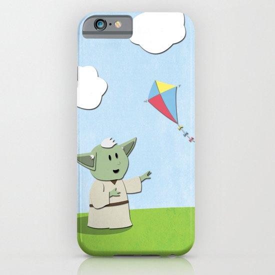 SW Kids - Yoda Kite iPhone & iPod Case