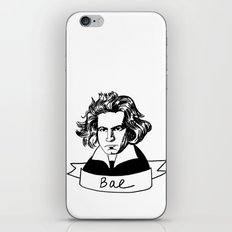 Bae iPhone & iPod Skin