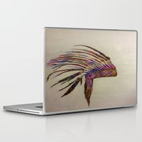 native Laptop & iPad Skins featuring Native  by emily.bee