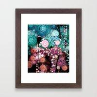 :: On Top Of World, Hey!… Framed Art Print